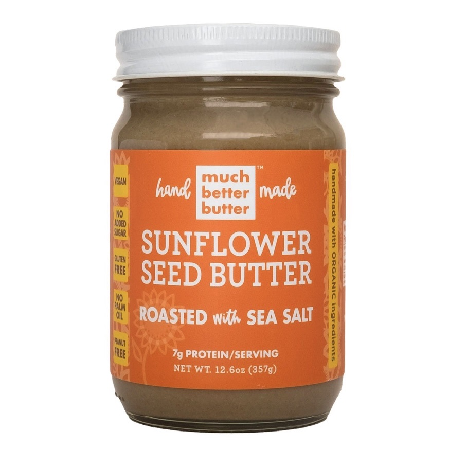 Roasted with Sea Salt Sunflower Seed Butter
