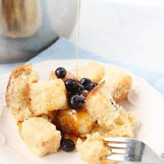 Instant Pot French Toast Casserole.