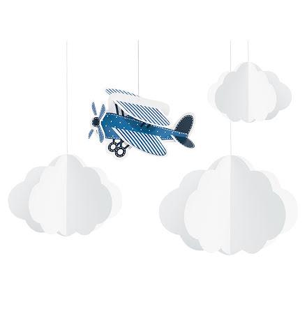 Hängande dekoration - Little plane