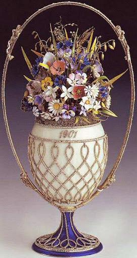 Huevo de Fabergé Wild