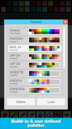 Pixel Studio - Pixel art editor, GIF animation 0.71 Screenshots 8