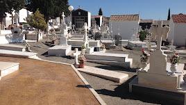 Cementerio del municipio de Cantoria.