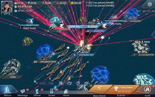 Sea Fortress screenshot 5