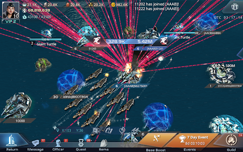 Hack Game Sea Fortress apk free