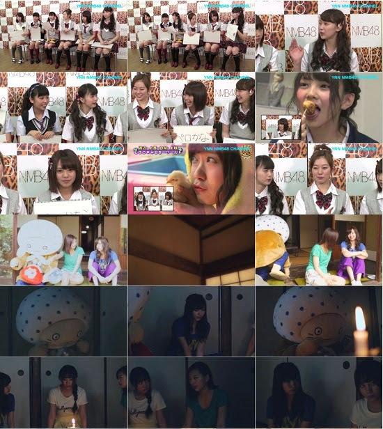 (TV-Variety)(720p) YNN [NMB48チャンネル] Collection 150831 ~ 150904