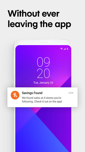 Honey Smart Shopping Assistant screenshot 8
