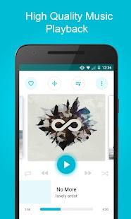 SoundCrowd Music Player - náhled