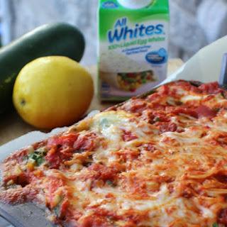 Marathoner's Zucchini Ribbon Lasagna Recipe (High Protein)