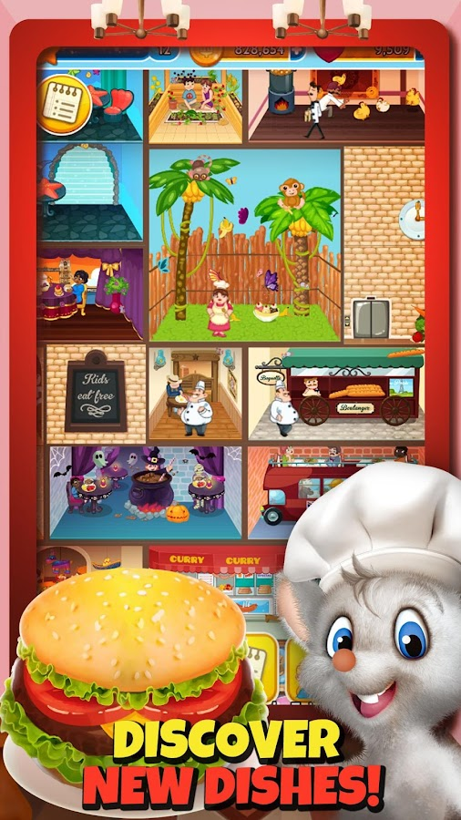 Restaurant Island:Kitchen Chef- screenshot