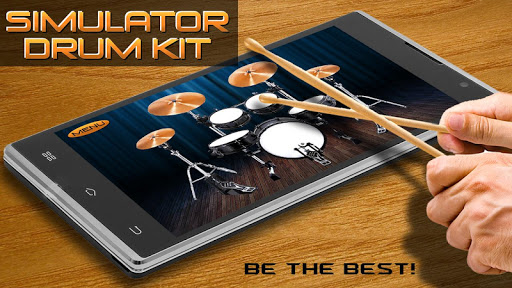 Simulator Drum Kit