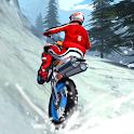 3D Motocross Snow Bike Racing icon