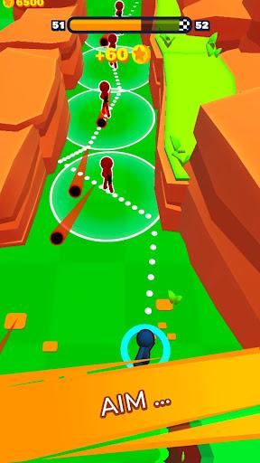 Stickman Dash  captures d'écran 2