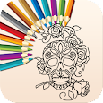 My Halloween Coloring Book:Coloring Game icon