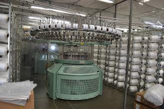 Photo: Máquina de tejido de punto TERMILENIO