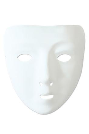 Robotmask, vit