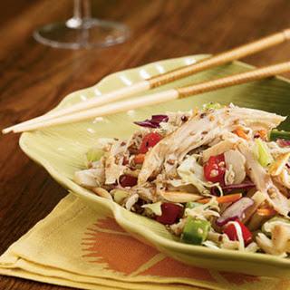 Asian Chicken Slaw
