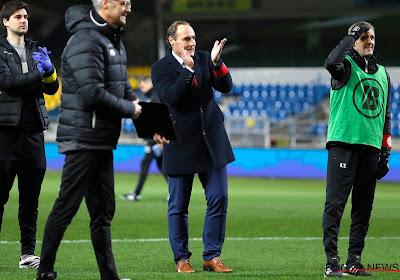 KV Kortrijk won op het veld van Waasland-Beveren met een flink gewijzigd elftal