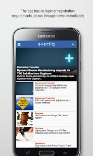Evertiq- screenshot thumbnail