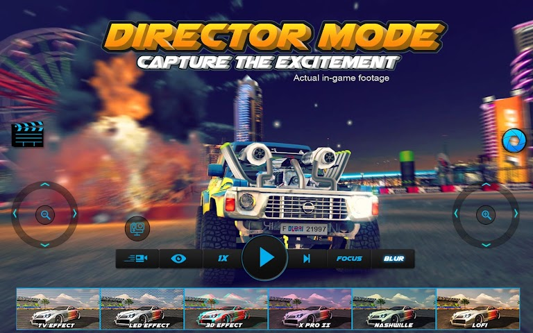 Screenshot 1 Dubai Drift 2