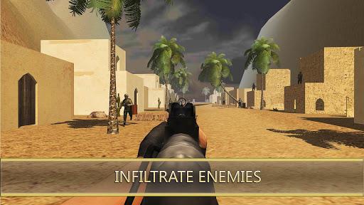 Desert Hawks: Soldier War Game screenshots 8