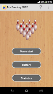 My Bowling Scoreboard- screenshot thumbnail