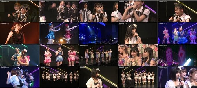181023 HKT48 チームKIV「制服の芽」公演 地頭江音々 生誕祭 DMM HD