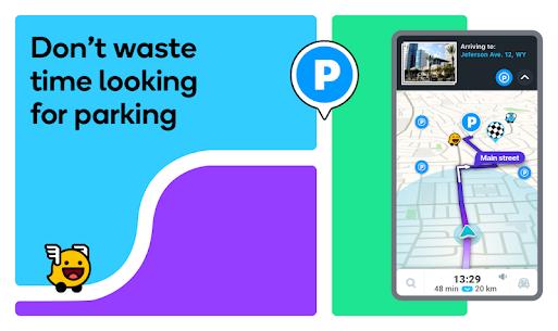 Waze Apk – GPS, Maps, Traffic Alerts & Live Navigation 5