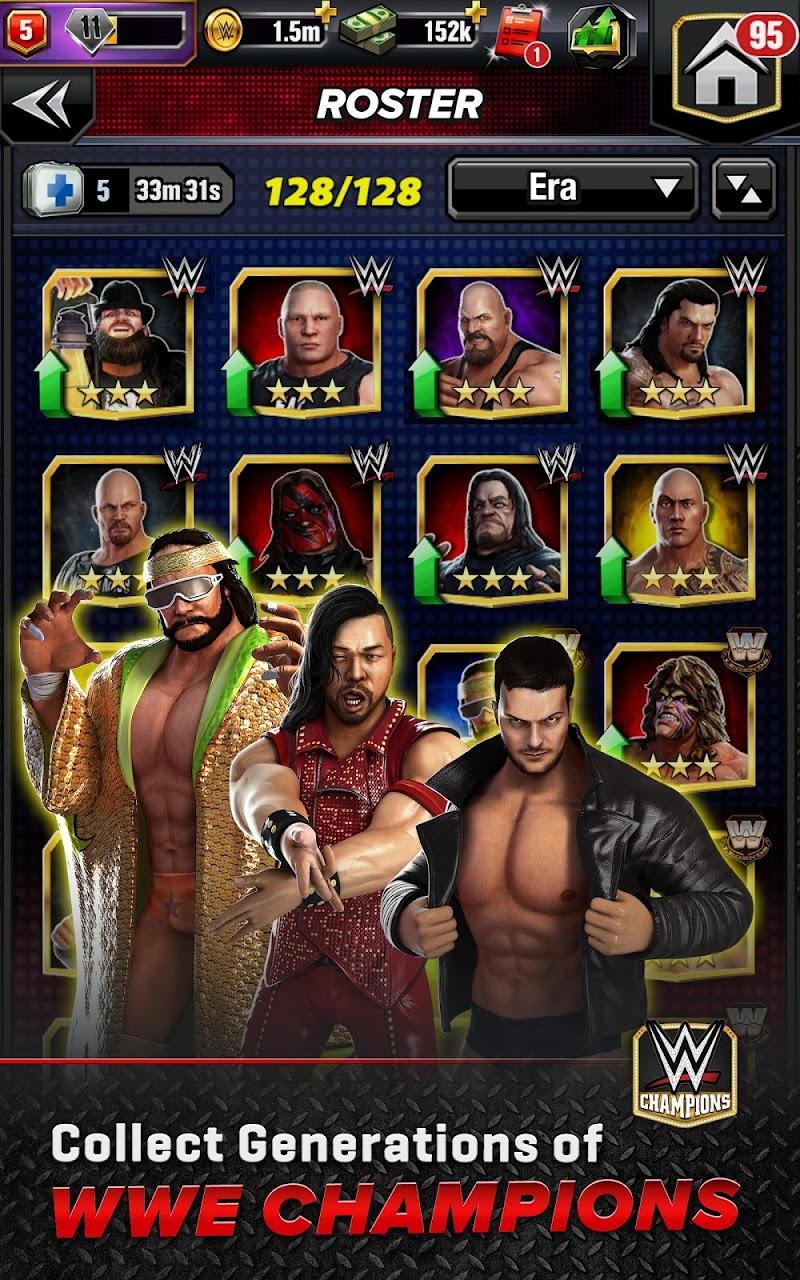 WWE Champions - Free Puzzle RPG Game Screenshot 10