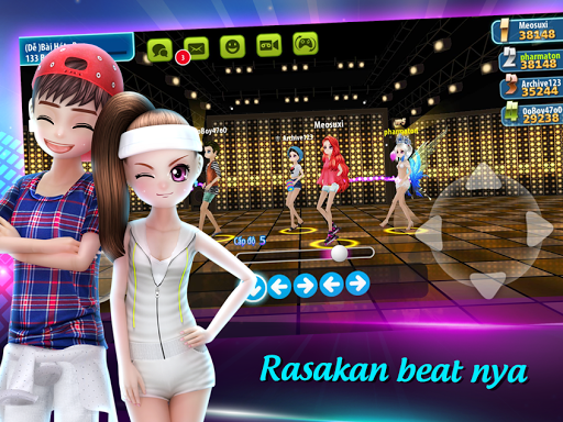 AVATAR MUSIK INDONESIA – Social Dance Game poster