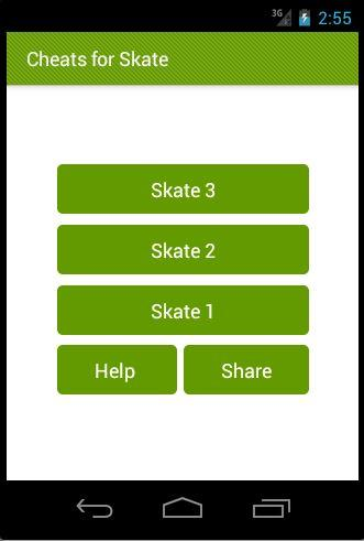 Cheats For Skate 3 2 1 Xbox