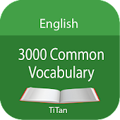 3,000 English Vocabulary - study English word