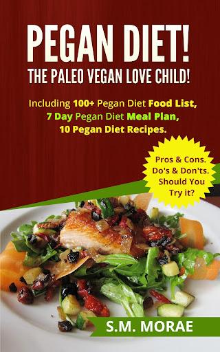 Pegan Diet App: Paleo Vegan