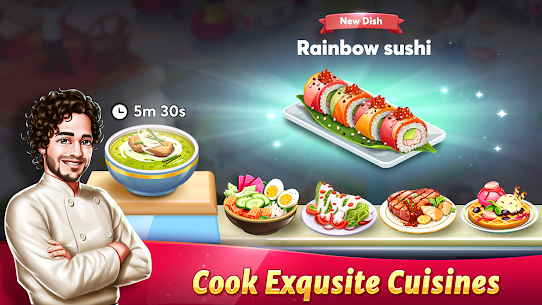 Star Chef™ 2: Cooking Game 3