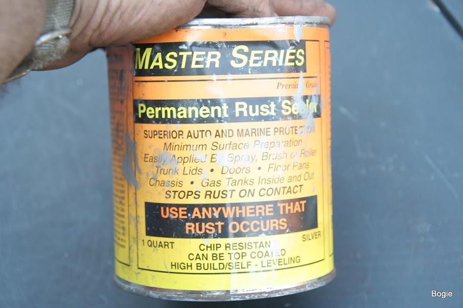 Car Guys Restorersy Substitute For Por 15 Rust Killer Paint