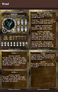 Warband Commander - náhled