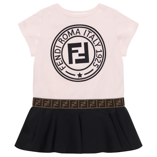 Thumbnail images of Fendi Logo Dress