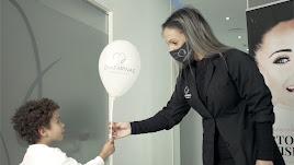 Gema Requena en Centros Dentales Chafarinas.