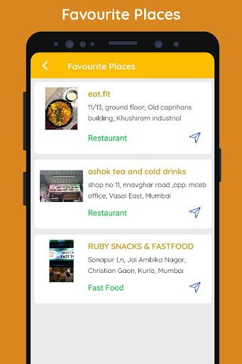 Restaurants & Cafe: Near Me screenshot 5
