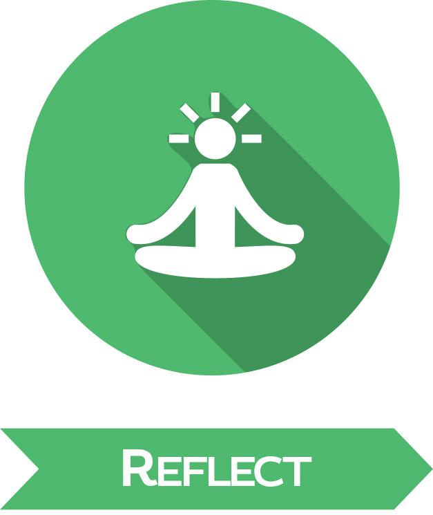 REACH Week Day 1 - Reflect