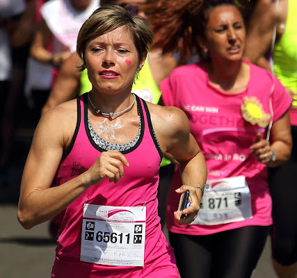 Race for the cure di romano