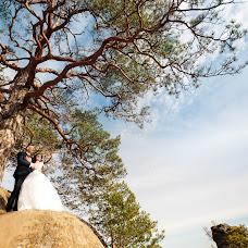 Wedding photographer Viktoriya Lizan (vikysya1008). Photo of 31.10.2016