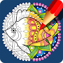 Mindful Ocean - AR Coloring App icon