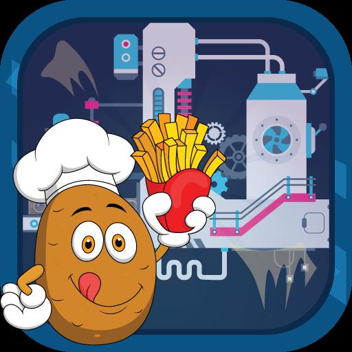 Potato Fries & Chips Factory