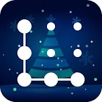 CM AppLock Theme Christmas Icon