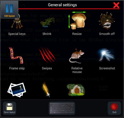 Magic Dosbox Free screenshot 7