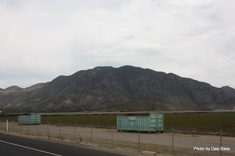 Photo: (Year 3) Day 30 -  The Arid Mountains
