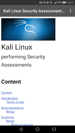Page 11 : Best android apps for kali linux - AndroidMeta