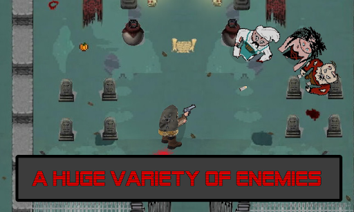 MonsterWay To Heaven - لقطات شاشة ألعاب Zombie Games غير متصلة بالإنترنت 1