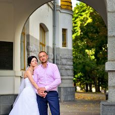 Wedding photographer Tatyana Tambovceva (Tatuska58). Photo of 12.10.2016