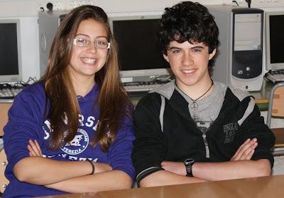 LEster i en Pol, guanyadors del premi Sambori